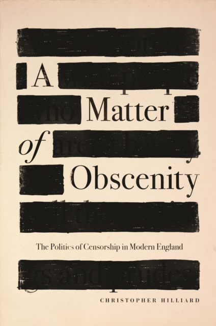 Matter of Obscenity