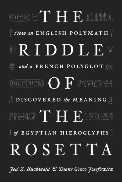 Riddle of the Rosetta