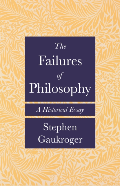Failures of Philosophy