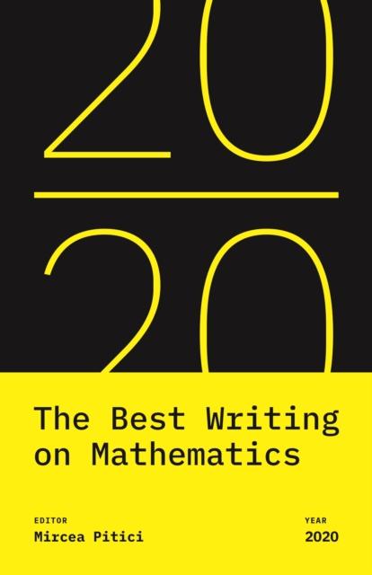Best Writing on Mathematics 2020