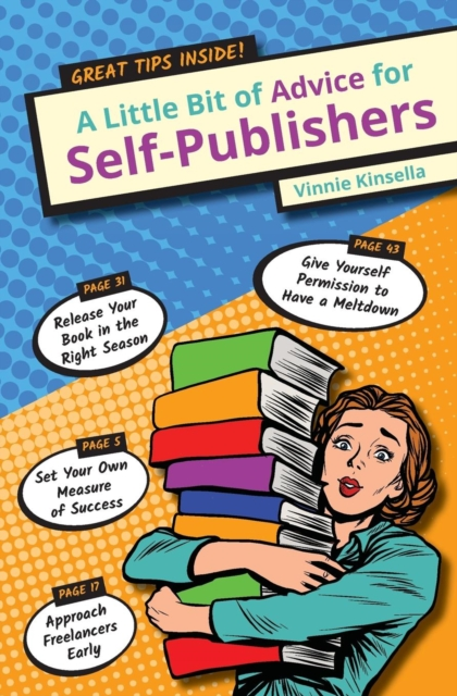 Little Bit of Advice for Self-Publishers