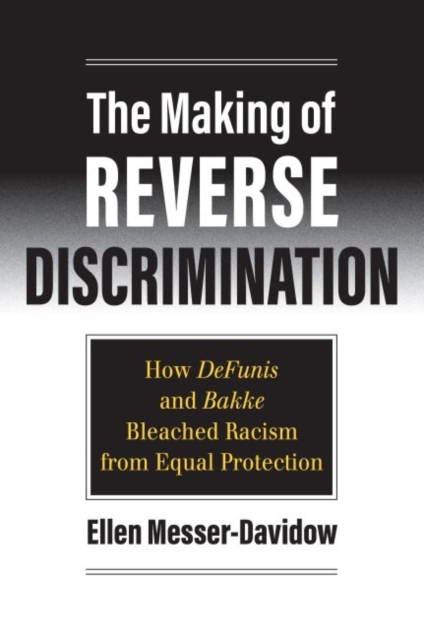 Making of Reverse Discrimination