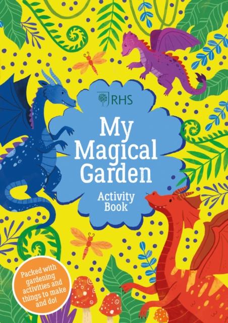 My Magical Garden Activity Book