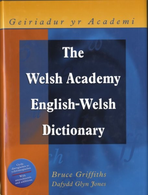 Welsh Academy English-Welsh Dictionary