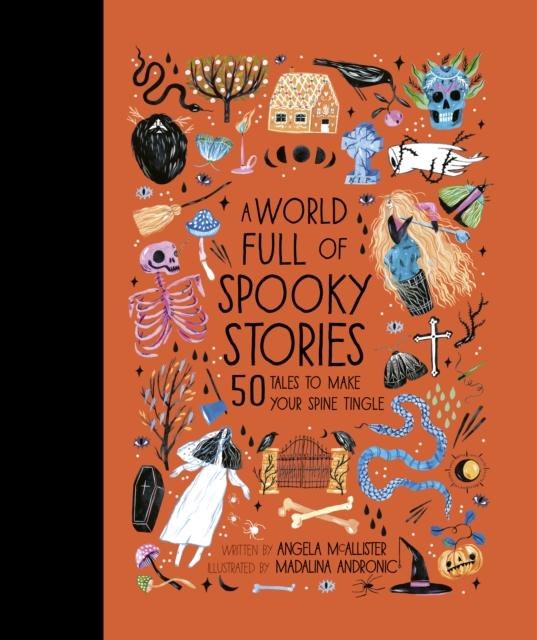 World Full of Spooky Stories