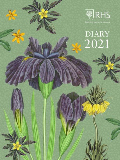 Royal Horticultural Society Pocket Diary 2021