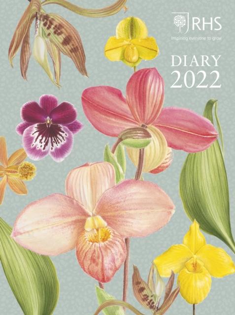 Royal Horticultural Society Desk Diary 2022