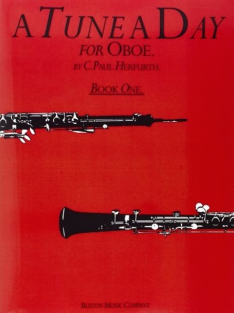 Tune a Day for Oboe Book One