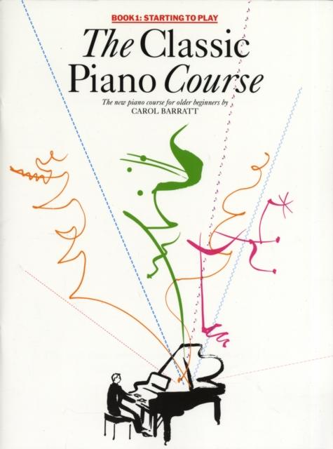 Classic Piano Course Book 1