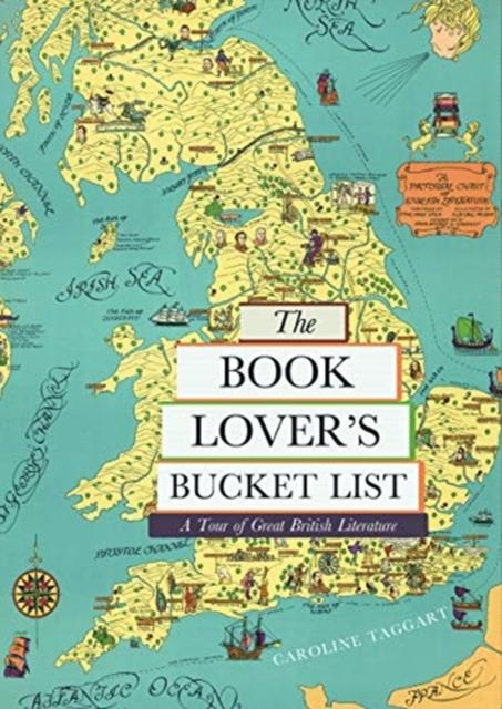 Book Lover's Bucket List