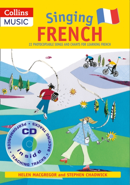 Singing French (Book + CD)