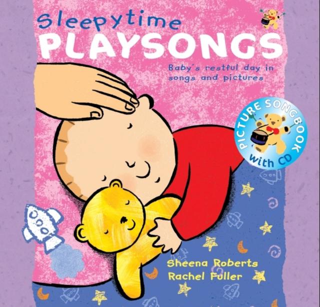 Sleepy Time Playsongs (Book + CD)