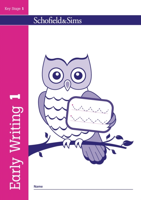 Early Writing Book 1