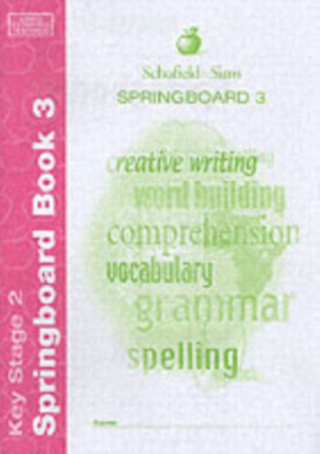 Springboard Book 3