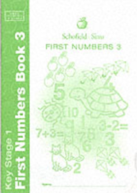 First Numbers Book 3