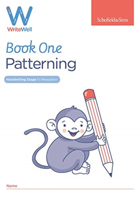 WriteWell 1: Patterning, Early Years Foundation Stage, Ages 4-5