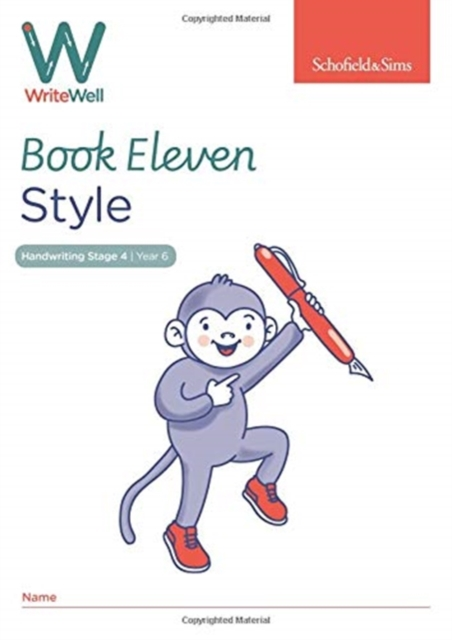 WriteWell 11: Style, Year 6, Ages 10-11