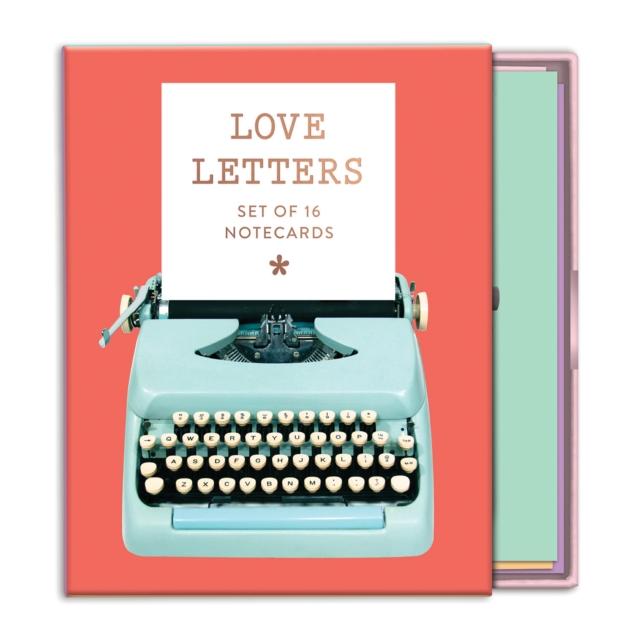 Love Letters DIY Notecards Set