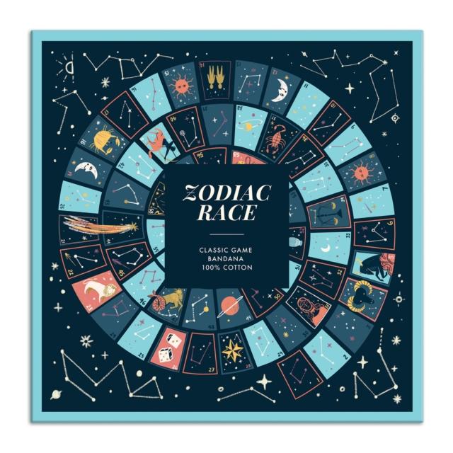 Zodiac Race Classic Game Bandana