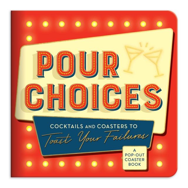 Pour Choices Coaster Book