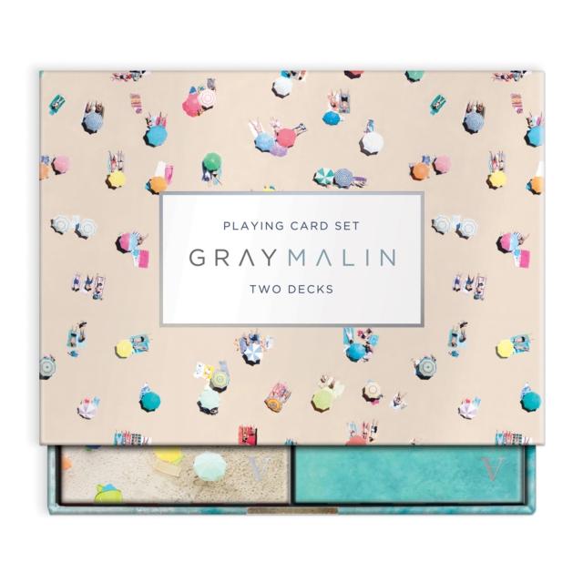 Gray Malin The Beach Playing Card Set