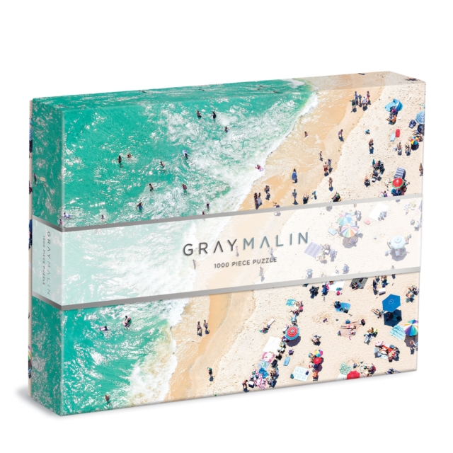 Gray Malin The Seaside 1000 Piece Puzzle
