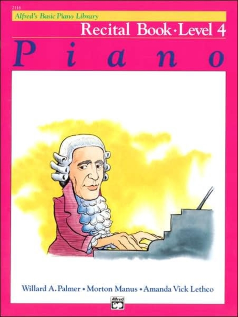 Alfred'S Basic Piano Library Recital 4