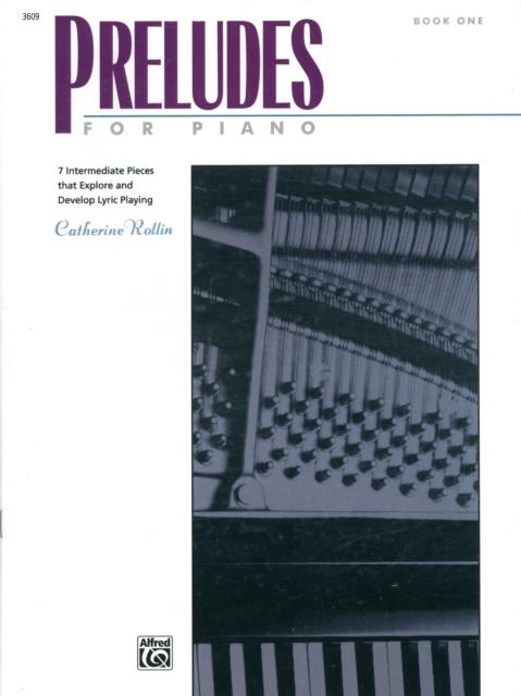 PRELUDES FOR PIANO BOOK 1