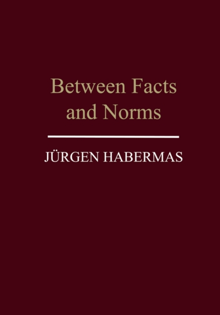 Between Facts and Norms