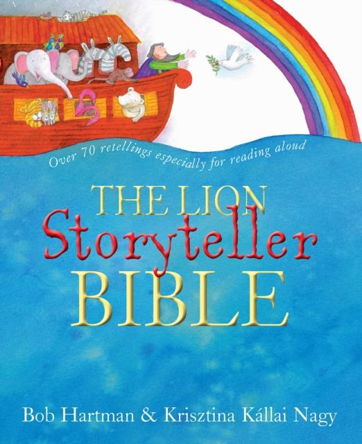 Lion Storyteller Bible