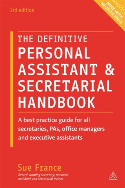 Definitive Personal Assistant & Secretarial Handbook