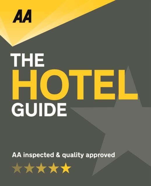 AA Hotel Guide 2019