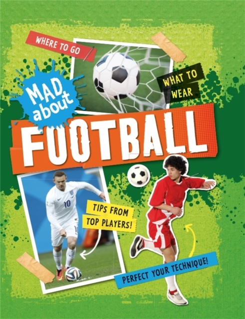 Mad About: Football