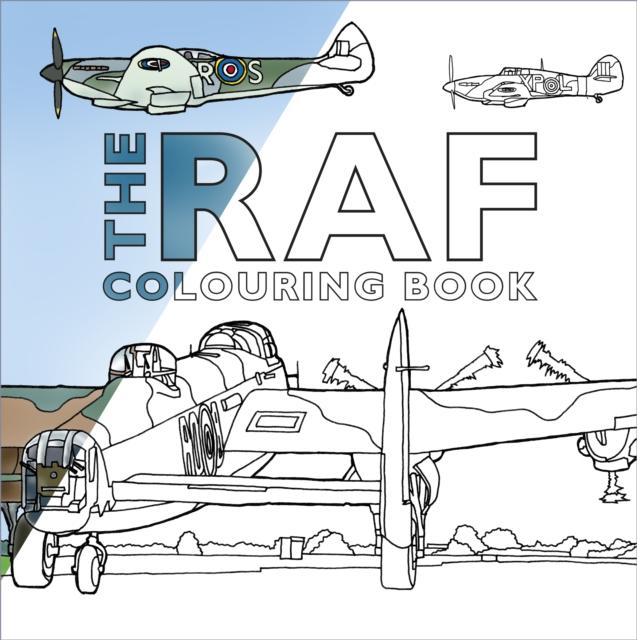 RAF Colouring Book