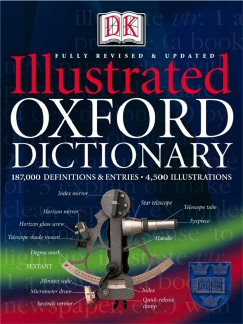 DK: ILLUSTRATED OXFORD DICTIONARY