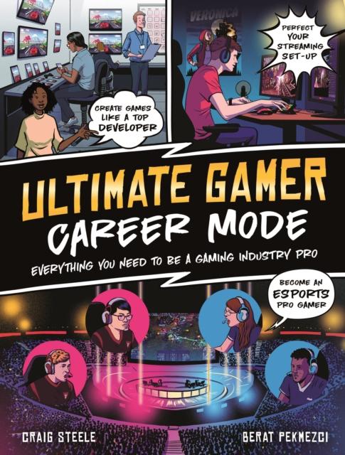 Ultimate Gamer: Career Mode