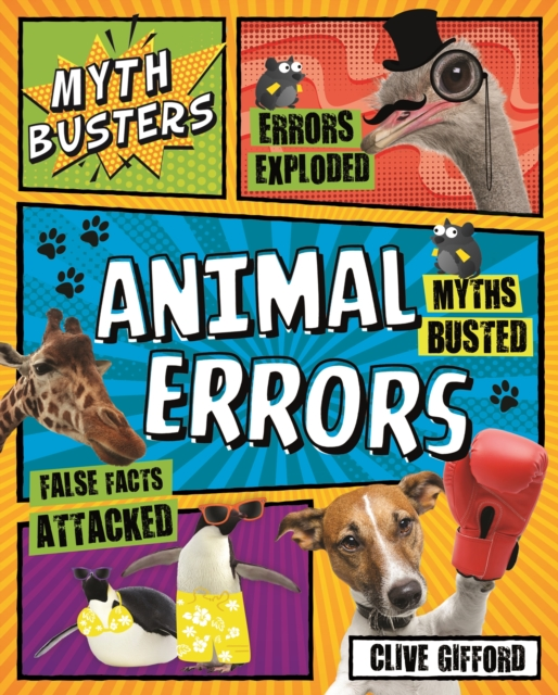 Myth Busters: Animal Errors