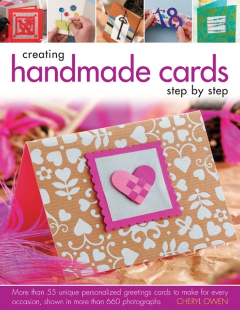 Creating Handmade Cards Step-by-step