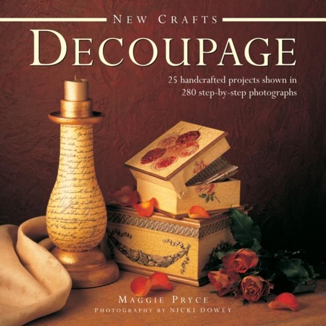 New Crafts: Decoupage