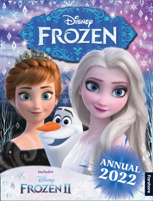 Disney Frozen Annual 2022