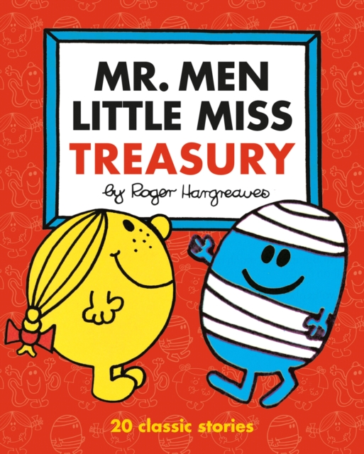 Mr. Men Little Miss Treasury