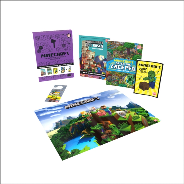 Minecraft The Ultimate Explorer's Gift Box