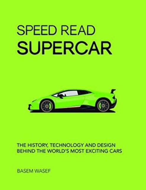 Speed Read Supercar