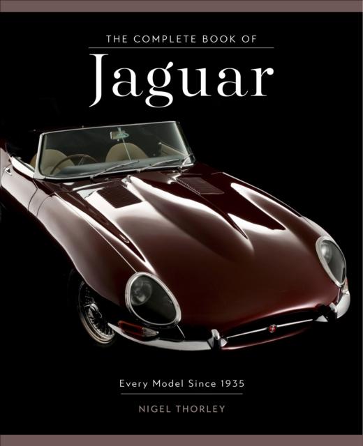 Complete Book of Jaguar