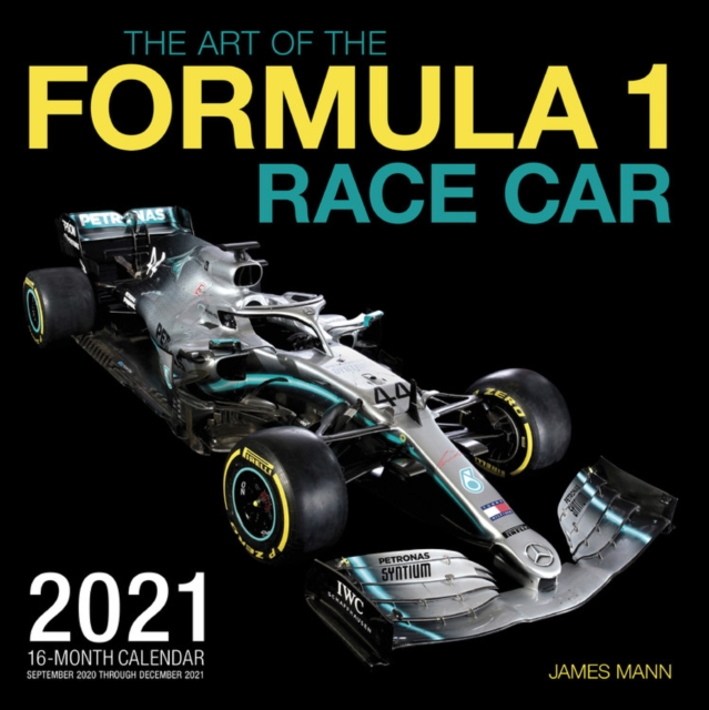 Art of the Formula 1 Race Car 2021