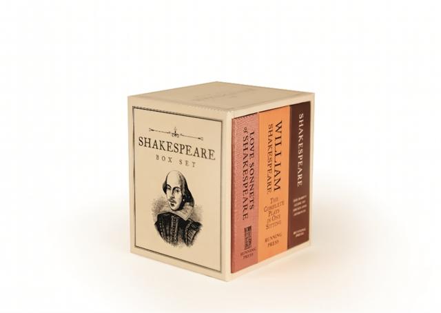 Shakespeare Box Set (Running Press Miniature Editions)