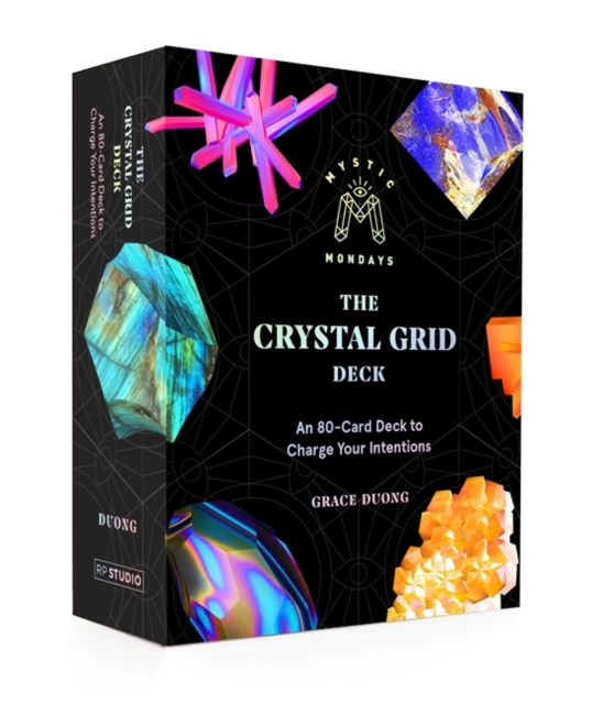 Mystic Mondays: The Crystal Grid Deck