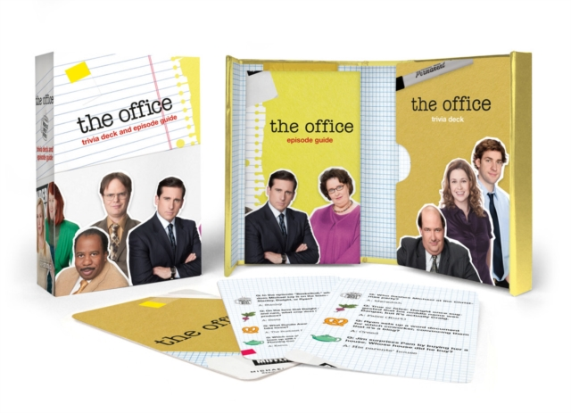 Office: Trivia Deck and Episode Guide