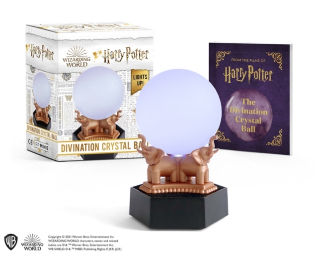 Harry Potter Divination Crystal Ball