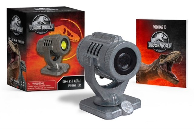 Jurassic World: Die-Cast Metal Projector